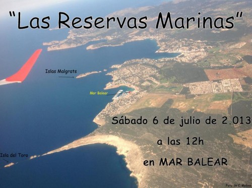 charla reservas marinas